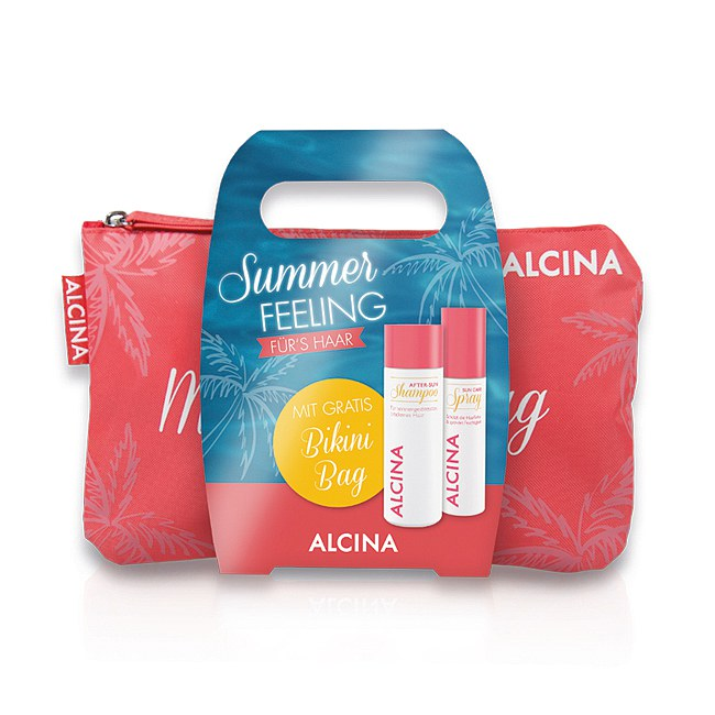 ALCINA Summer Hair Care Set