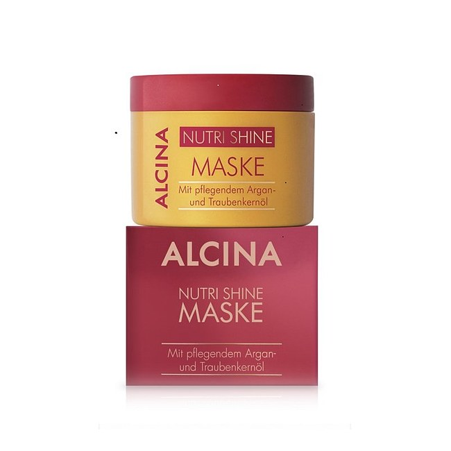 ALCINA Nutri Oil Shine Haar Maske 200 ml