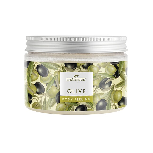 La Nature Body Peeling Olive