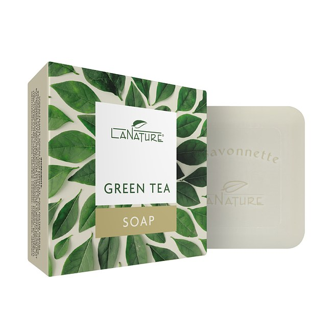 La Nature Geschenk Seife Green Tea 100 g