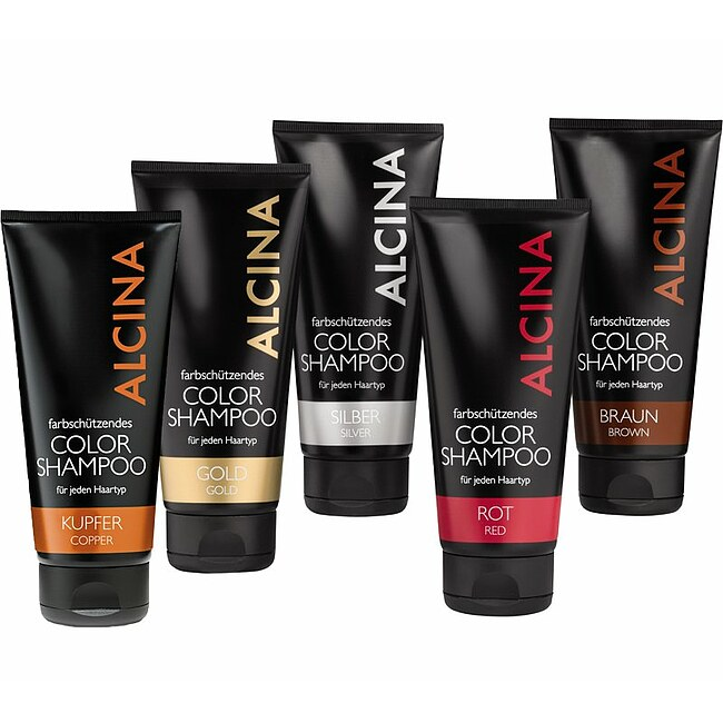 ALCINA Color Shampoo 200 ml