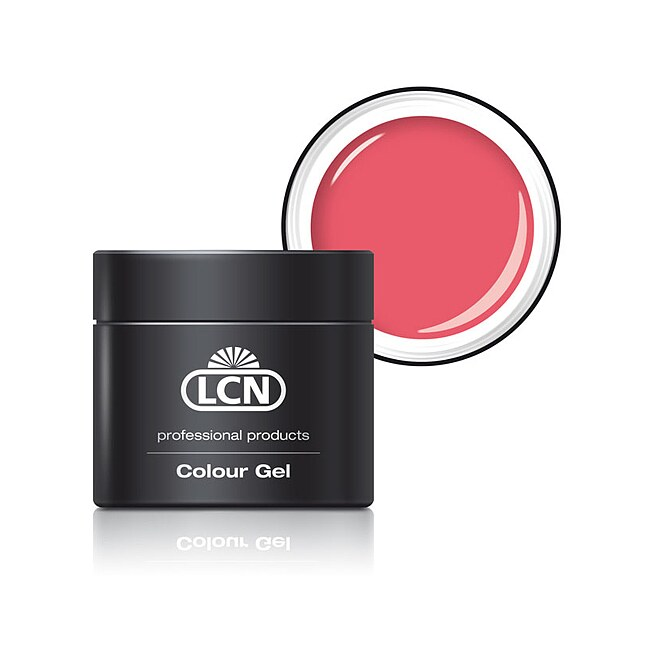 LCN Colour Gel vintage rose