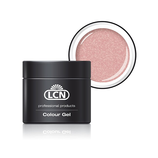 LCN Colour Gel natural nude glammer