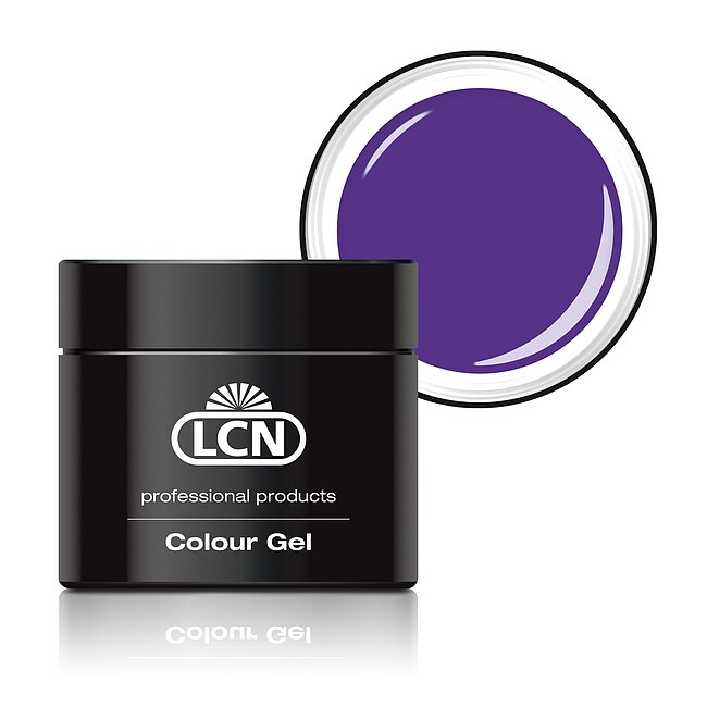 LCN Color Gel Super Licious 727 squashed grapes and plums