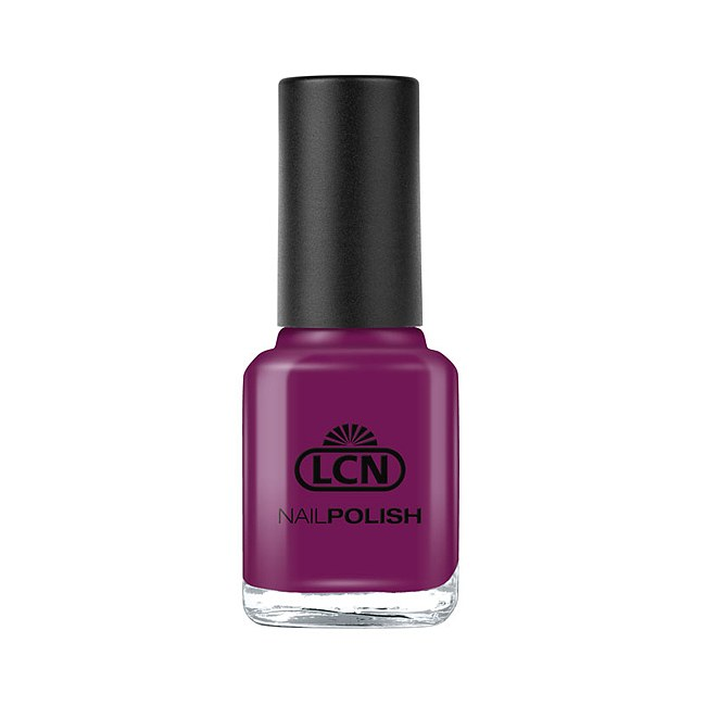 LCN Nagellack Purple Chic