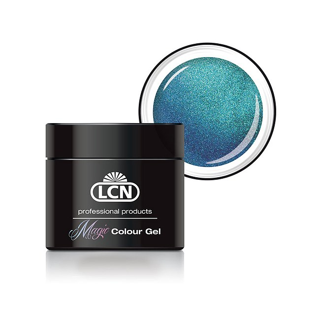 LCN Color Gel Magic Colour 2 Blue Magic