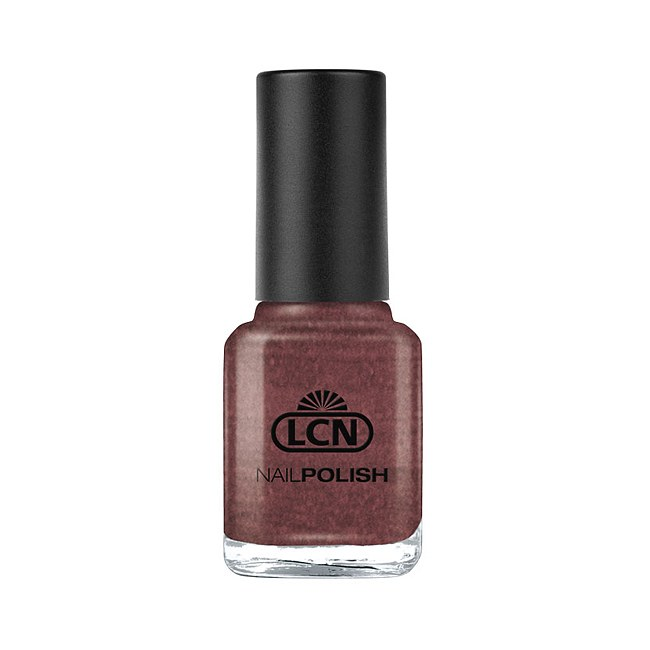 LCN Nagellack Red Leafs