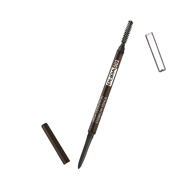 PUPA High Definition Eyebrow Pencil 02 Brown