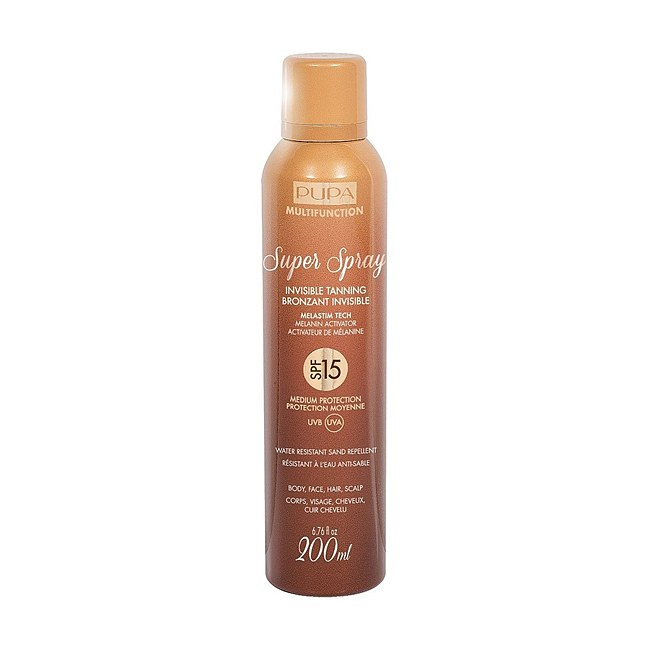PUPA Super Spray Invisible Tanning SPF 15