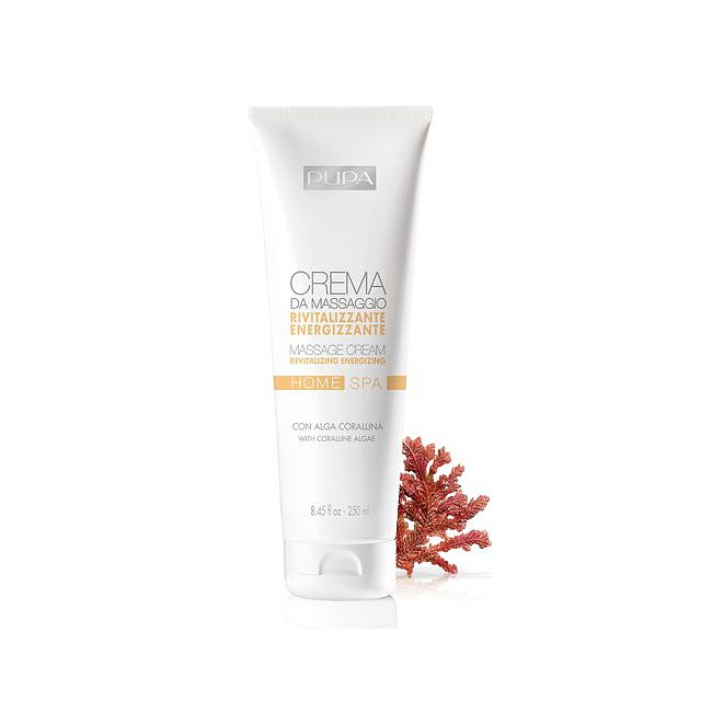 PUPA Home Spa Body Cream Energizing