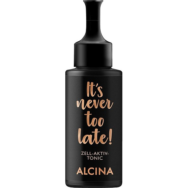 ALCINA It´s never too late Tonic