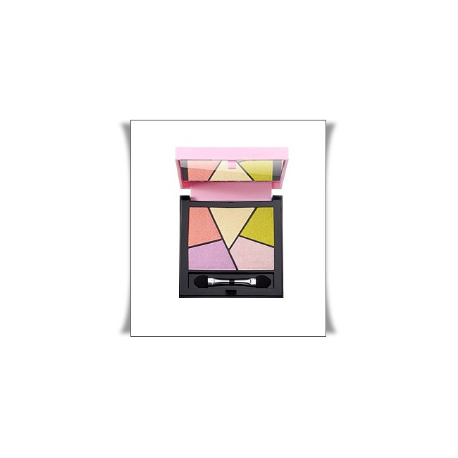 PUPA Sporty Chic Graphic EyeshadowPalette 001 Art Fare