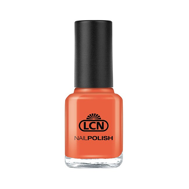 LCN Nagellack 106 Light Orange