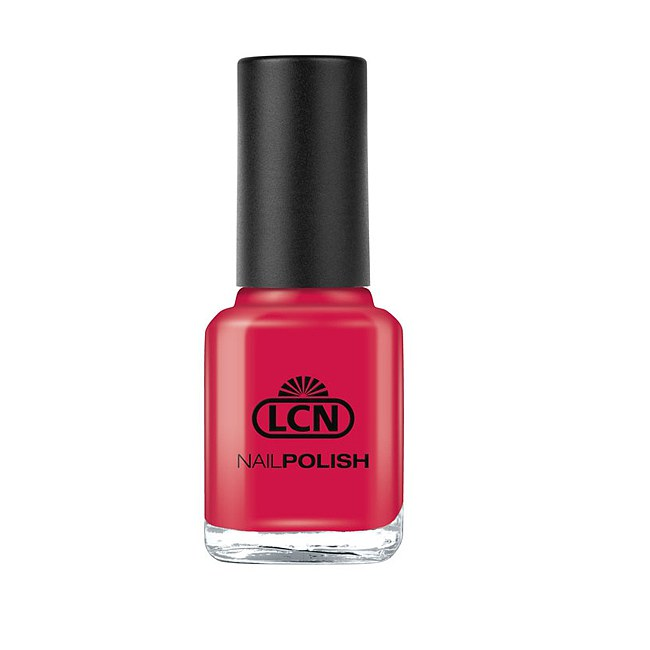 LCN Nagellack 84 Red Affaire