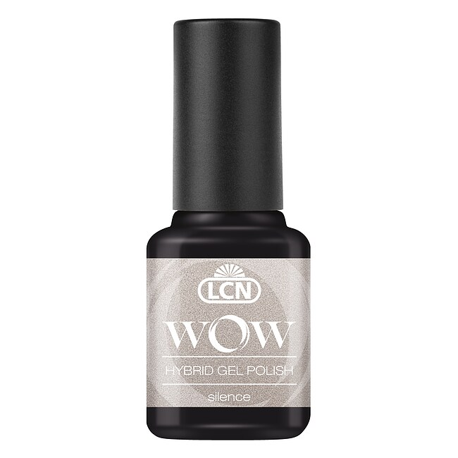 LCN WOW Hybrid Gel Polish PURITY 733 Silence