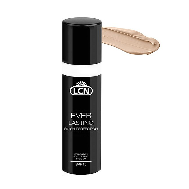 LCN Ever Lasting Finish Perfection Foundation 10 Beige Ivory