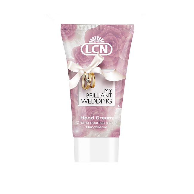 LCN My Brilliant Wedding Handcream