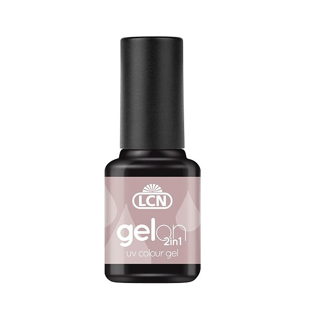 LCN GelOn 2in1 UV Colour Gel 406 Silk Seduction