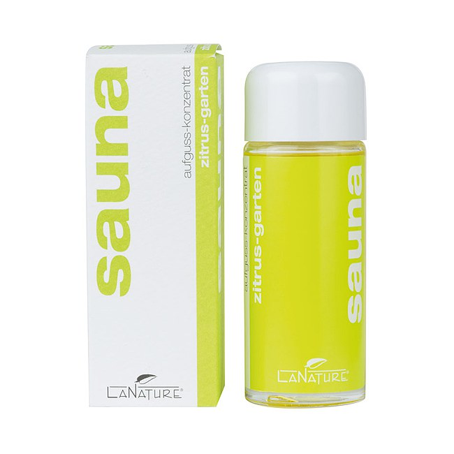 LaNature Sauna Aufguss Zitrus Garden 100 ml