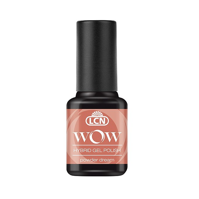LCN WOW Hybrid Nail Polish 04 Powder Dream