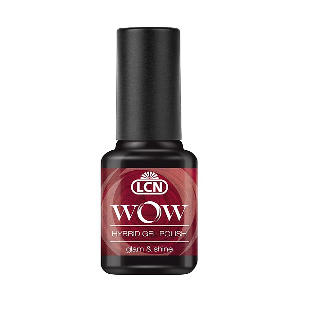 LCN WOW Hybrid Gel Polish 09 Glam & Shine