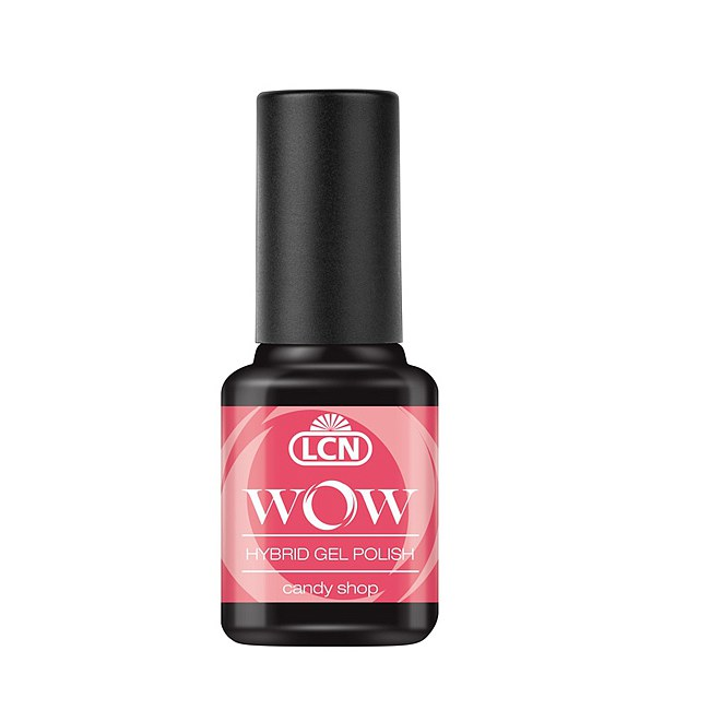 LCN WOW Hybrid Gel Polish 15 Candy Shop