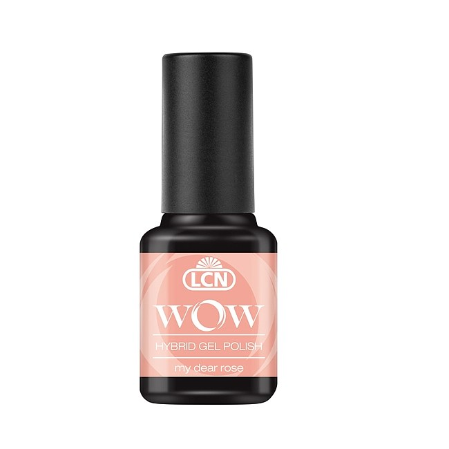 LCN WOW Hybrid Gel Polish 26 My Dear Rose