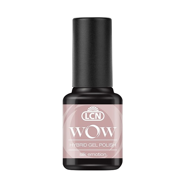 LCN WOW Hybrid Gel Polish 29 Silk Emotion