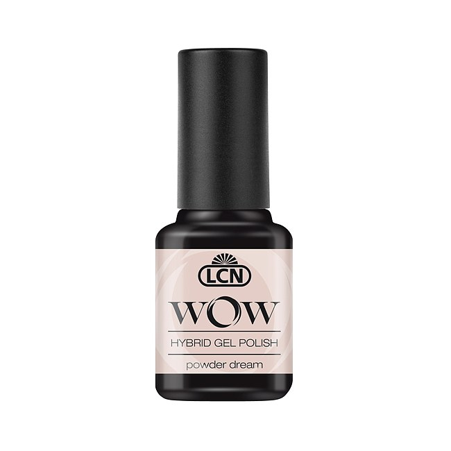 LCN WOW Hybrid Gel Polish Powder Dream