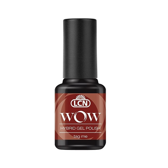 LCN WOW Hybrid Gel Polish Tag me