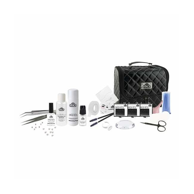 LCN Starter Set Captivating Lashes mit Koffer