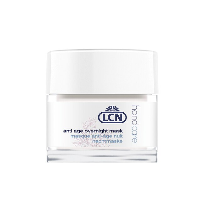 LCN Anti Age Over Night Hand Mask NEW