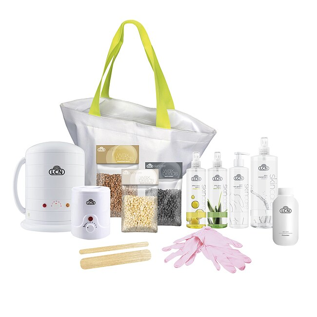 LCN Waxing Starter Set BIG