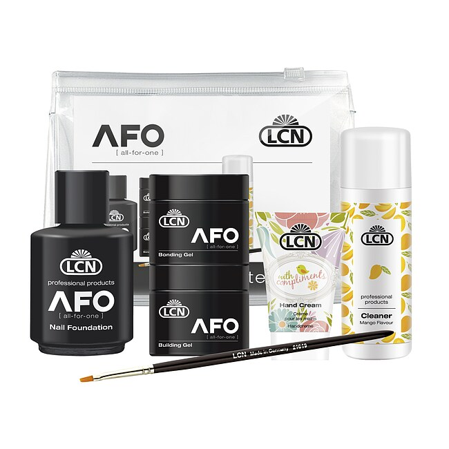 LCN Color Gel AFO Start up Set