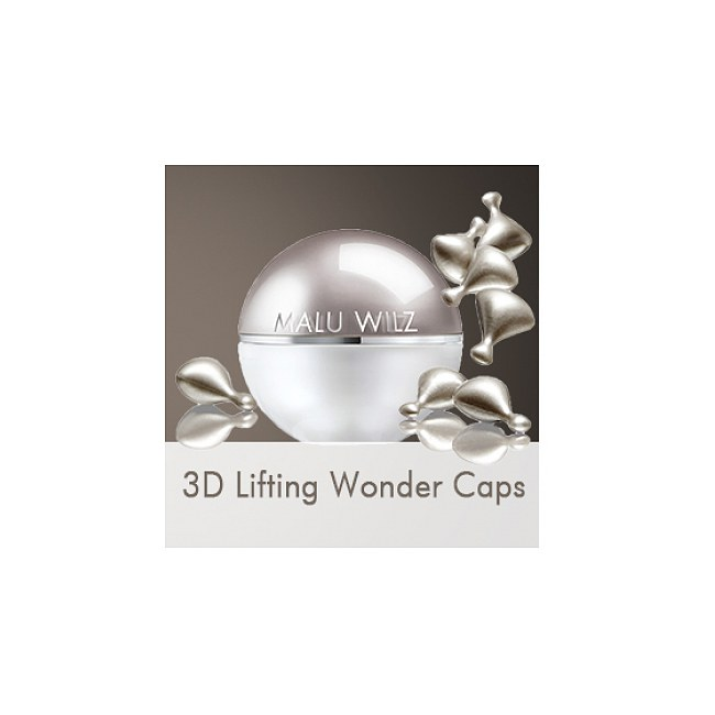 Malu Wilz 3 D Lifting Wonder Caps 30 Stck.