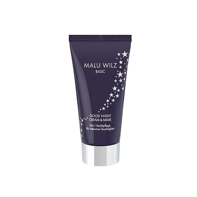 Malu Wilz Good Night Cream & Mask 75 ml