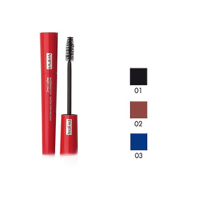 PUPA Diva´s Lashes Mascara Black