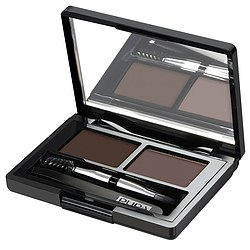 PUPA Eyebrow Design Set 03 Dark Braun