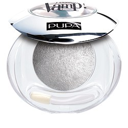 PUPA VAMP! Wet & Dry Eyeshadow 404 Luxurious Silver - PEARLY