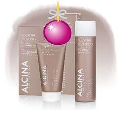ALCINA Age Vital Hair Care x-mas Geschenk Set