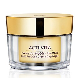 Monteil ACTI-VITA Gold ProCGen Creme Day / Night