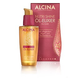 ALCINA Nutri Oil Shine Elixier 50 ml