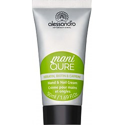 alessandro Mani Qure Hand & Nagelcreme 50 ml