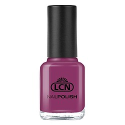 LCN Nagellack 136 blackberry red