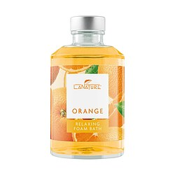 La Nature Schaumbad Orange 250 ml