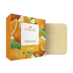 La Nature Geschenk Seife Orange 100 g