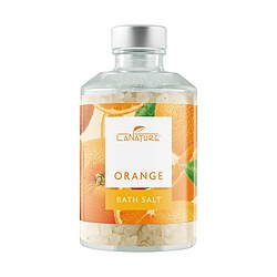 La Nature Badesalz Orange 250 g