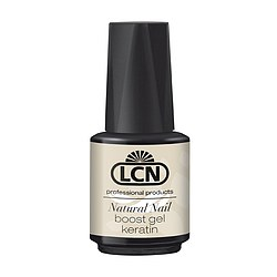 LCN Natural Nail Boost Gel Kreatin NEW