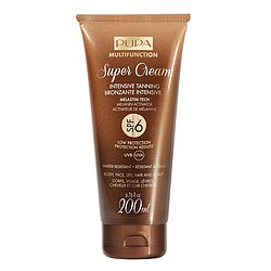PUPA Super Cream Intensive Tanning SPF 6