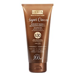PUPA Super Cream Intensive Tanning SPF 30